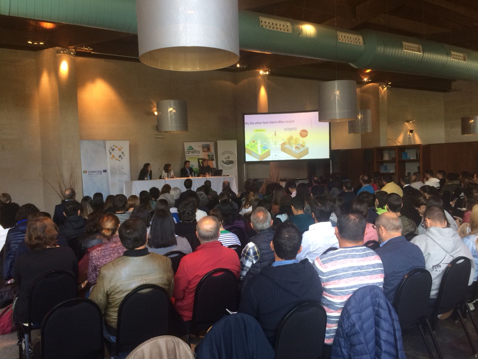 CULTIDELTA : Participation in the II Conference Galacian-Portugue of gardening