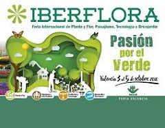 Cultidelta, as other times, exhibits in IBERFLORA (Valencia-Spain)