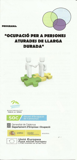 "CULTIDELTA : Cultidelta participates in the program ""Jobs for long term unemployed"""