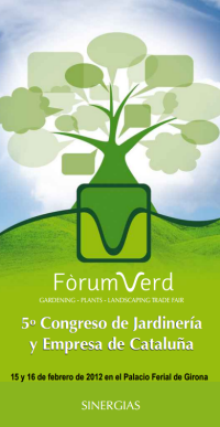 CULTIDELTA : Cultidelta participated in the 5th Congress of Gardening and Company of Catalonia